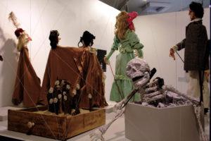 Exposition Craig et la marionnette